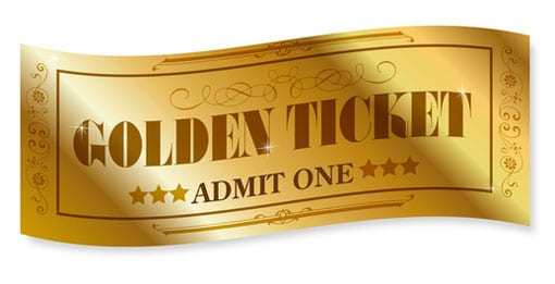 Disco Freestyle Platinum Series - Golden Ticket