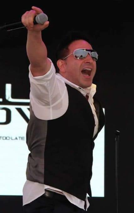 Music Artists - Sergio - Disco Freestyle Platinum Series